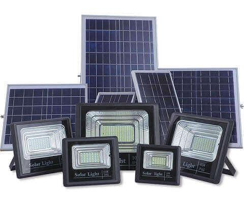 Đèn nặng lượng mặt trời 60W FL60