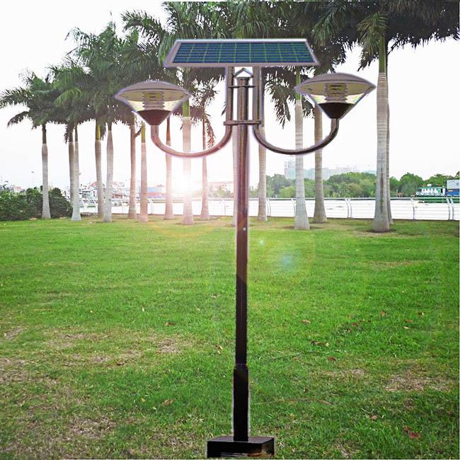 Đèn năng lượng mặt trời góp phần bảo vệ môi trường, tiết kiệm chi phí