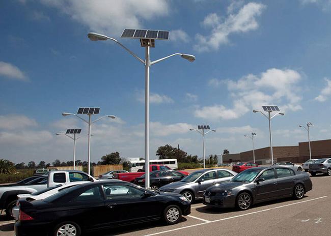 Bóng đèn năng lượng mặt trời giúp tiết kiệm nguồn năng lượng