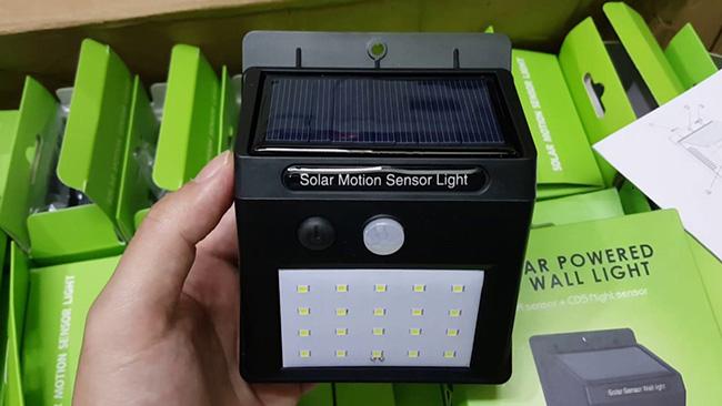 Tùy thuộc vào từng cơ sở cung cấp mà giá đèn năng lượng mặt trời tại Củ Chi khác nhau