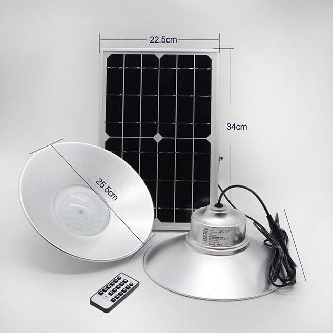 Tìm hiểu kỹ các thông số kỹ thuật trước khi mua đèn led năng lượng mặt trời
