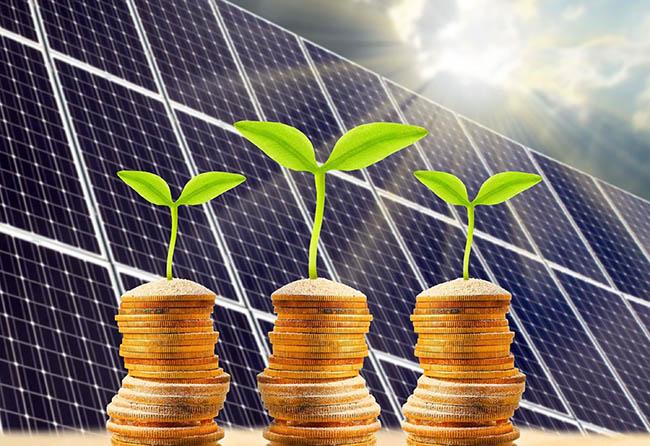 Đèn sử dụng năng lượng mặt trời thân thiện với môi trường