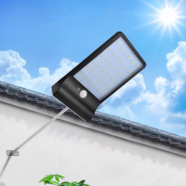 Đa số các loại đèn năng lượng mặt trời đều sử dụng bóng Led