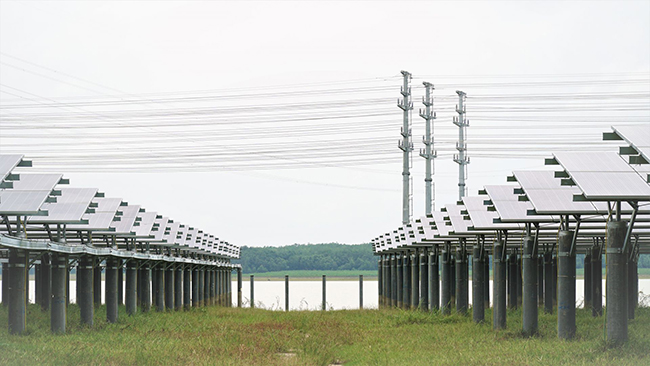 Nhà máy điện năng lượng mặt trời Hồ Dầu Tiếng - Phước Hòa, Tây Ninh