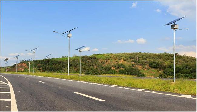Nên chọn nơi không có bóng râm để lắp đèn năng lượng mặt trời tại Tây Ninh