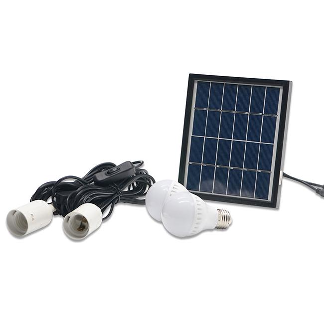 Sử dụng đèn năng lượng mặt trời thay thế cho các loại đèn truyền thống