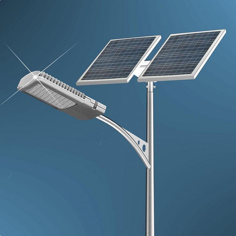 Đèn năng lượng mặt trời 200w có cường độ chiếu sáng cao