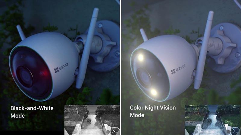 Camera Wifi EZVIZ C3N 1080P
