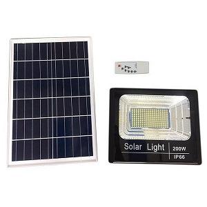 Bóng đèn năng lượng mặt trời 200W