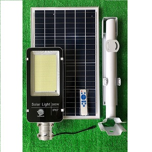 Bóng đèn năng lượng mặt trời 300W