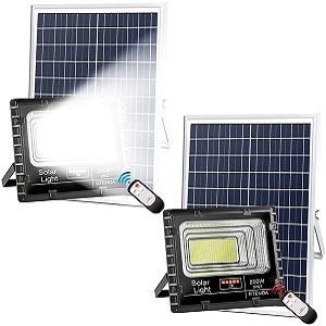 Đèn năng lượng mặt trời 200w solar