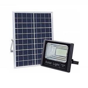 Đèn đường năng lượng mặt trời 100W
