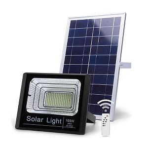 Đèn năng lượng mặt trời 100W Solar Light