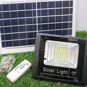 Đèn Led năng lượng mặt trời 40W FL40