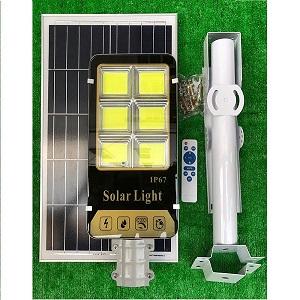 Đèn năng lượng mặt trời 300W pin rời
