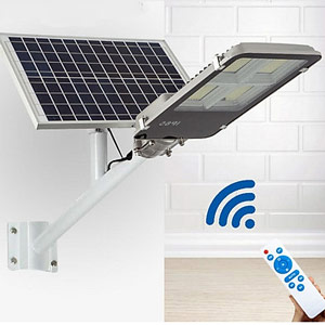 Đèn đường năng lượng mặt trời 200W