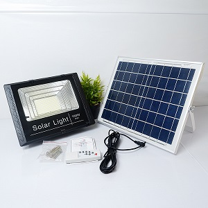 Đèn năng lượng mặt trời solar light 100W IP67