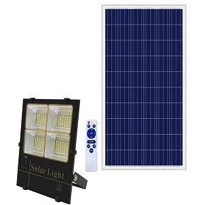 Đèn pha Led năng lượng mặt trời 300W